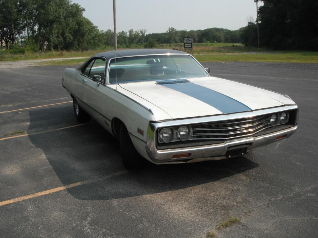 Auto Sales In Newport Ar: 1971 Chrysler Newport For Sale