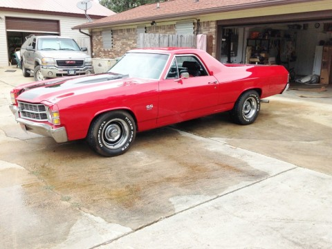 1971 GMC Sprint for sale