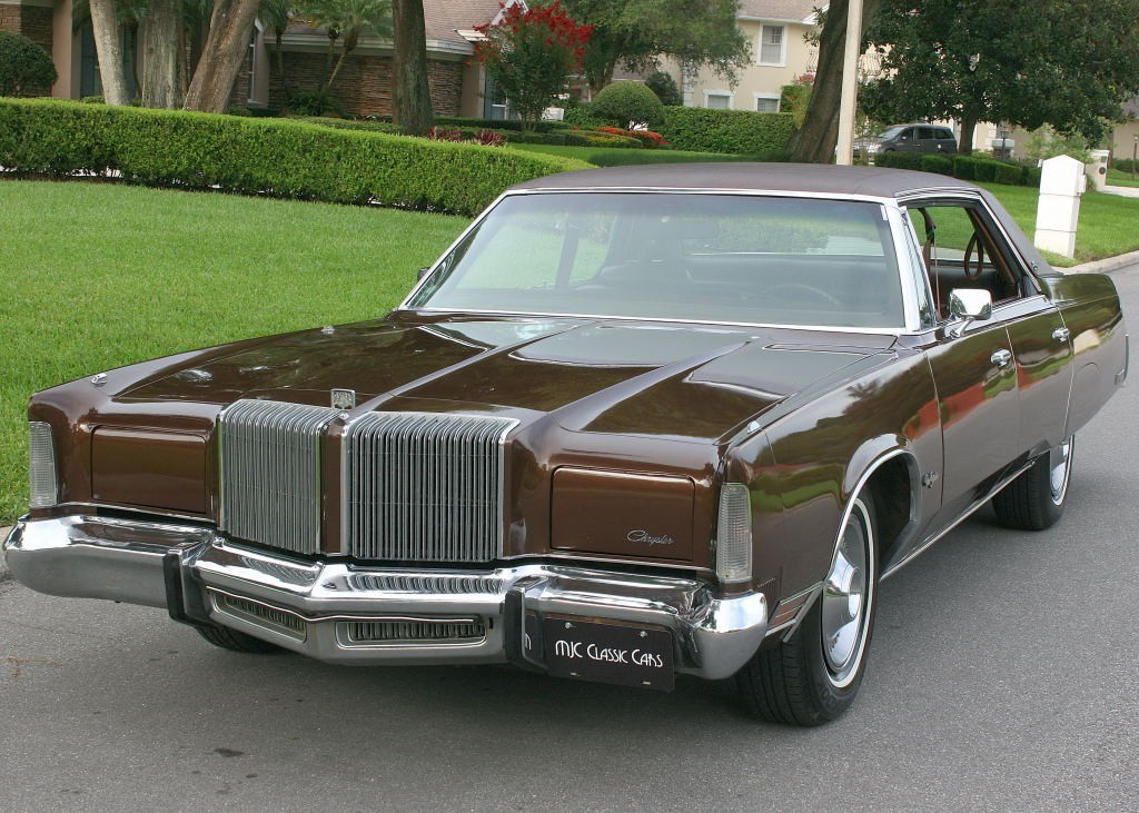 American Auto Sales: 1976 Chrysler New Yorker Brougham For Sale