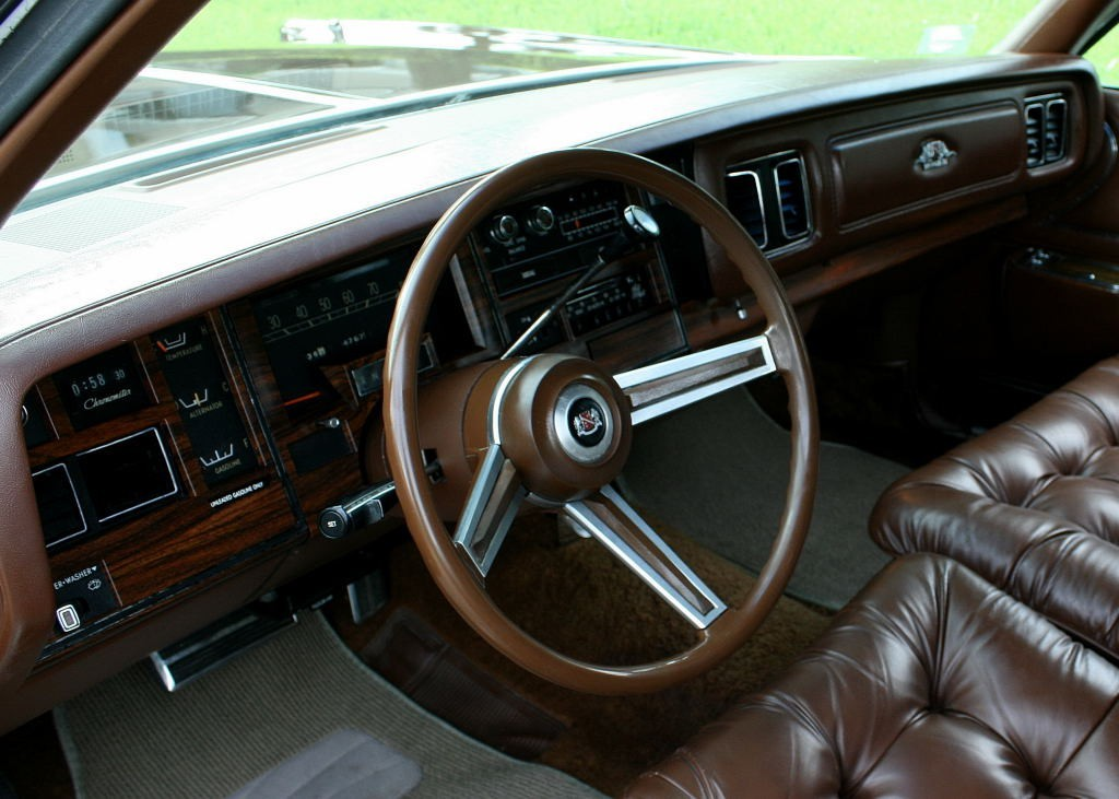 1976 Chrysler New Yorker Brougham