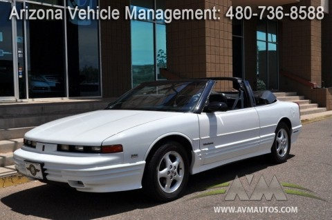 1994 Oldsmobile Cutlass Supreme Convertible for sale