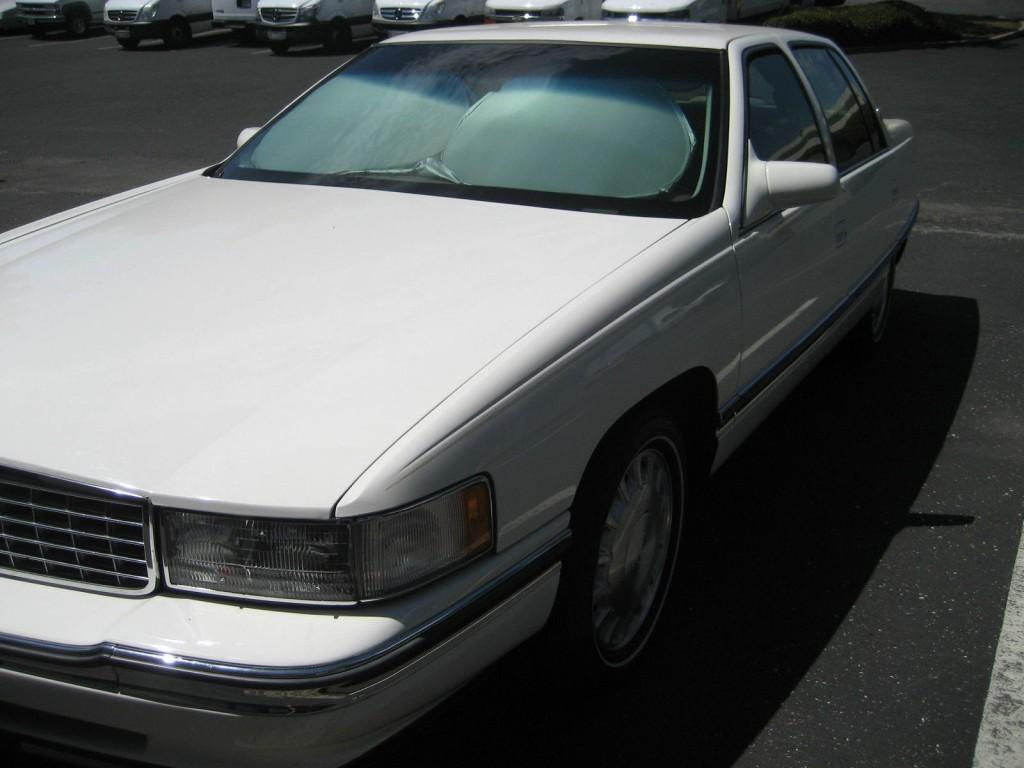 1996 Cadillac DeVille Sedan