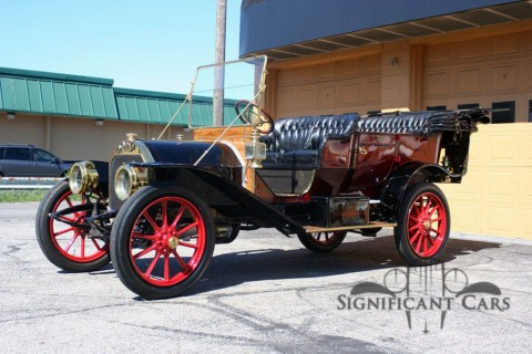 1910 Premier 4-40 Touring for sale