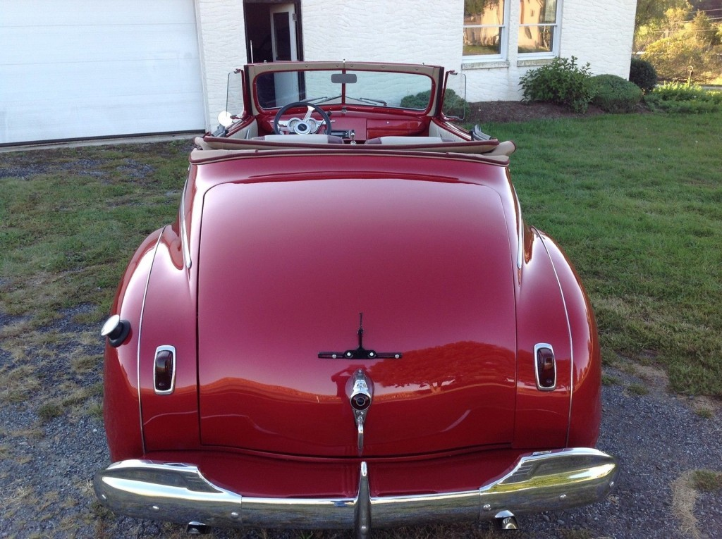 1941 Plymouth Special Deluxe Convertible