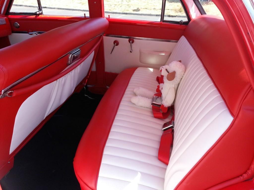 1954 Hudson Jet Liner