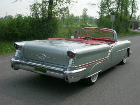 1957 Oldsmobile Super 88 Convertible for sale