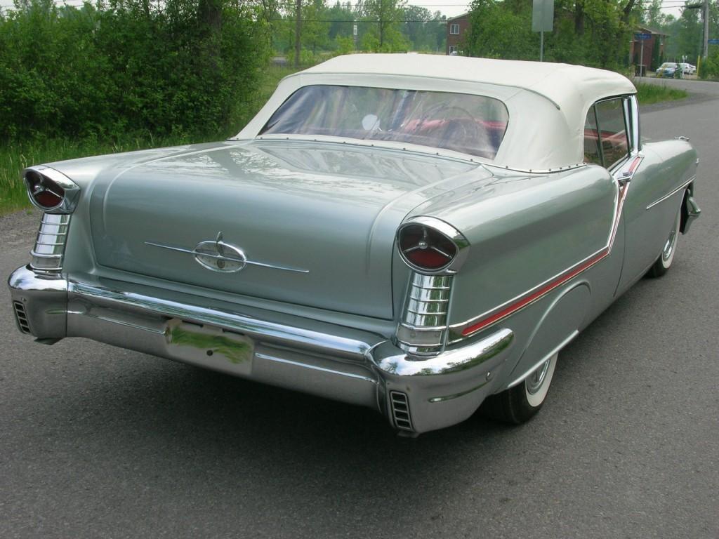 1957 Oldsmobile Super 88 Convertible