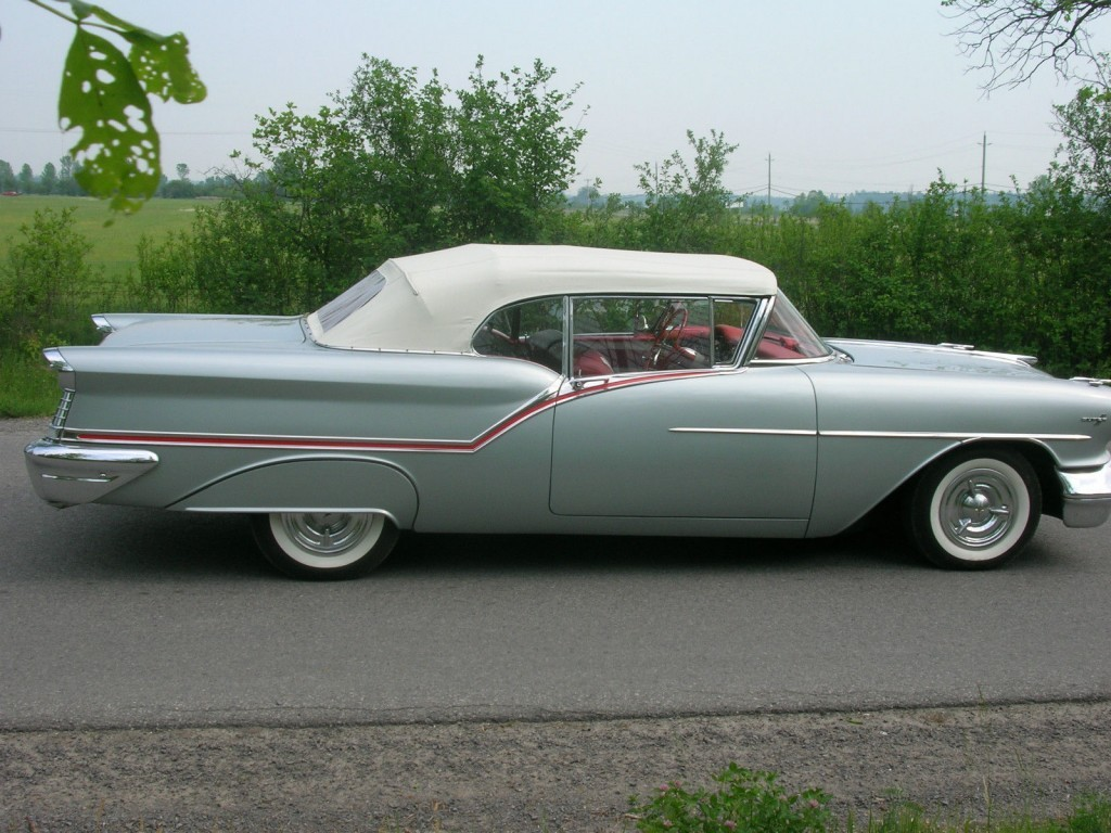 1957 oldsmobile super 88 convertible for sale for Classic and american cars for sale