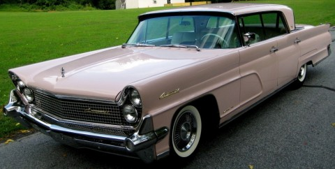 1959 Lincoln Continental Mark IV for sale
