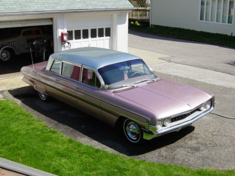 1961 Oldsmobile Eighty-Eight Limousine for sale