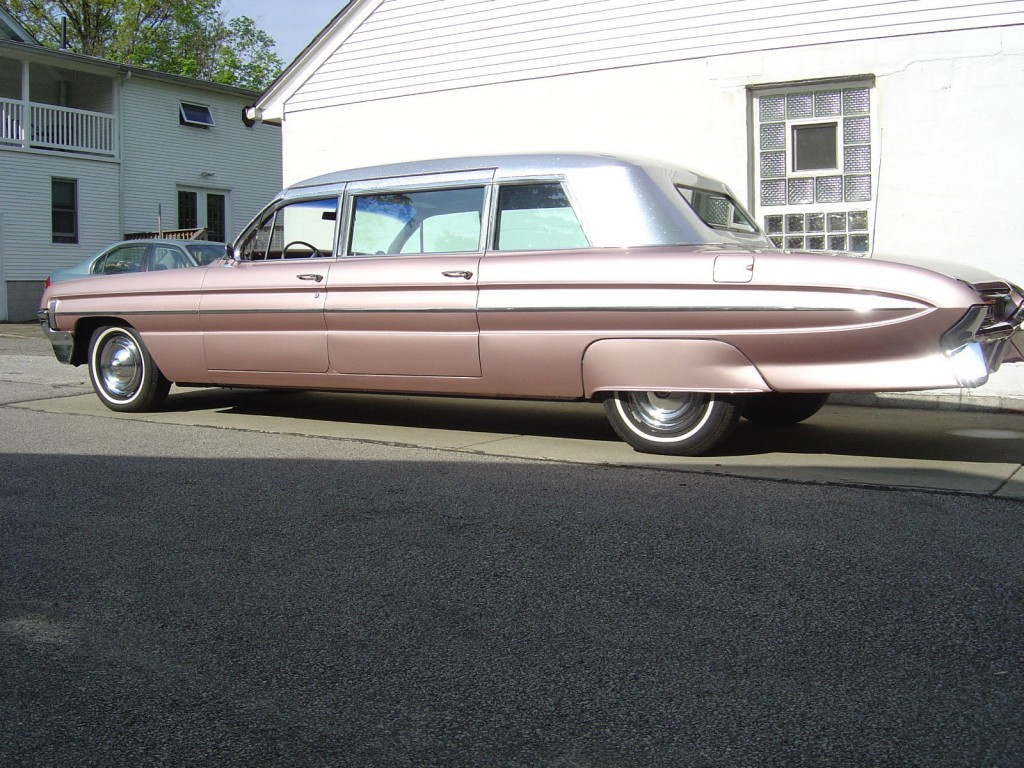 1961 Oldsmobile Eighty-Eight Limousine