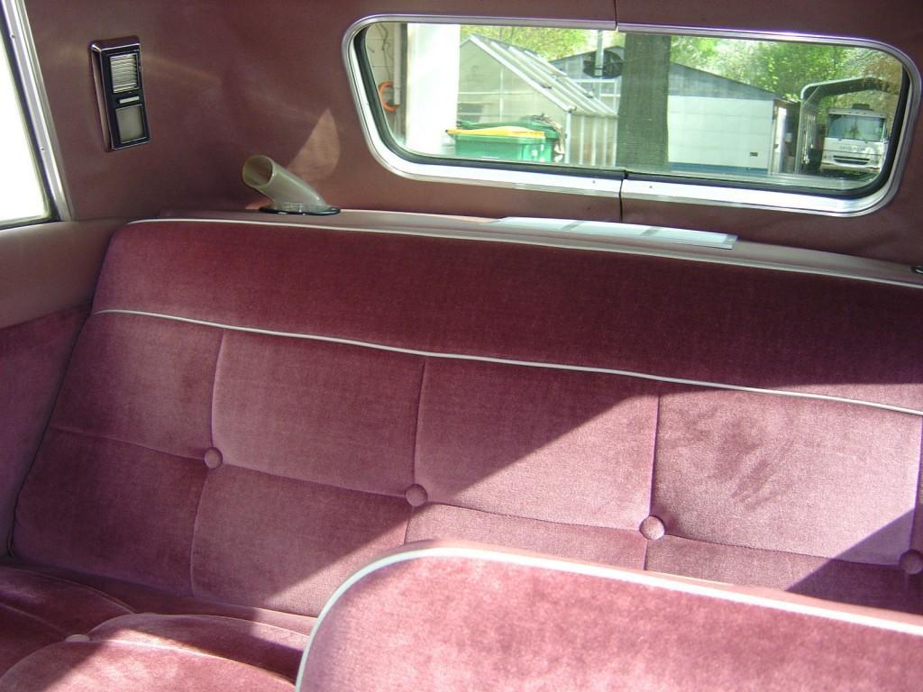 1961 Oldsmobile Eighty-Eight Limousine