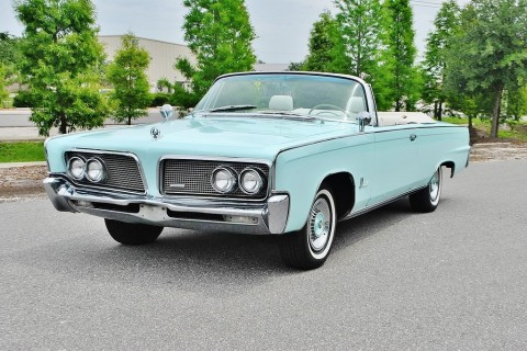 1964 Imperial Convertible for sale