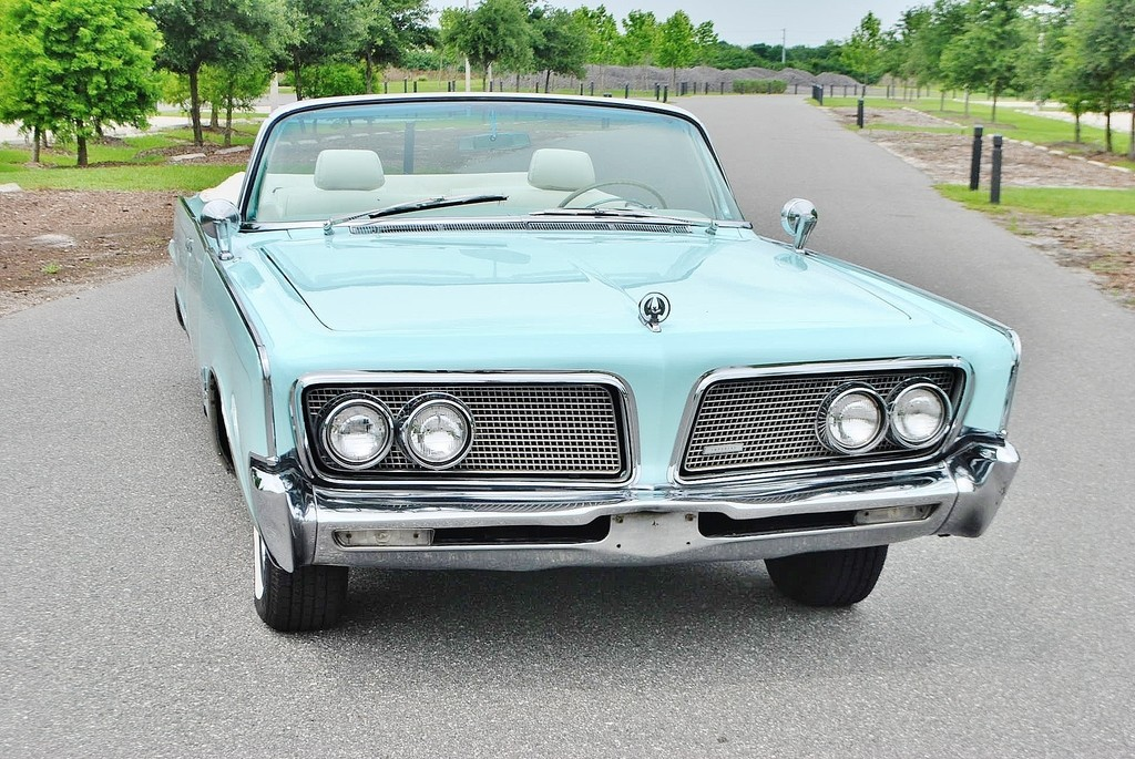 1964 Imperial Convertible