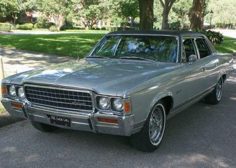 1969 AMC Ambassador SST for sale