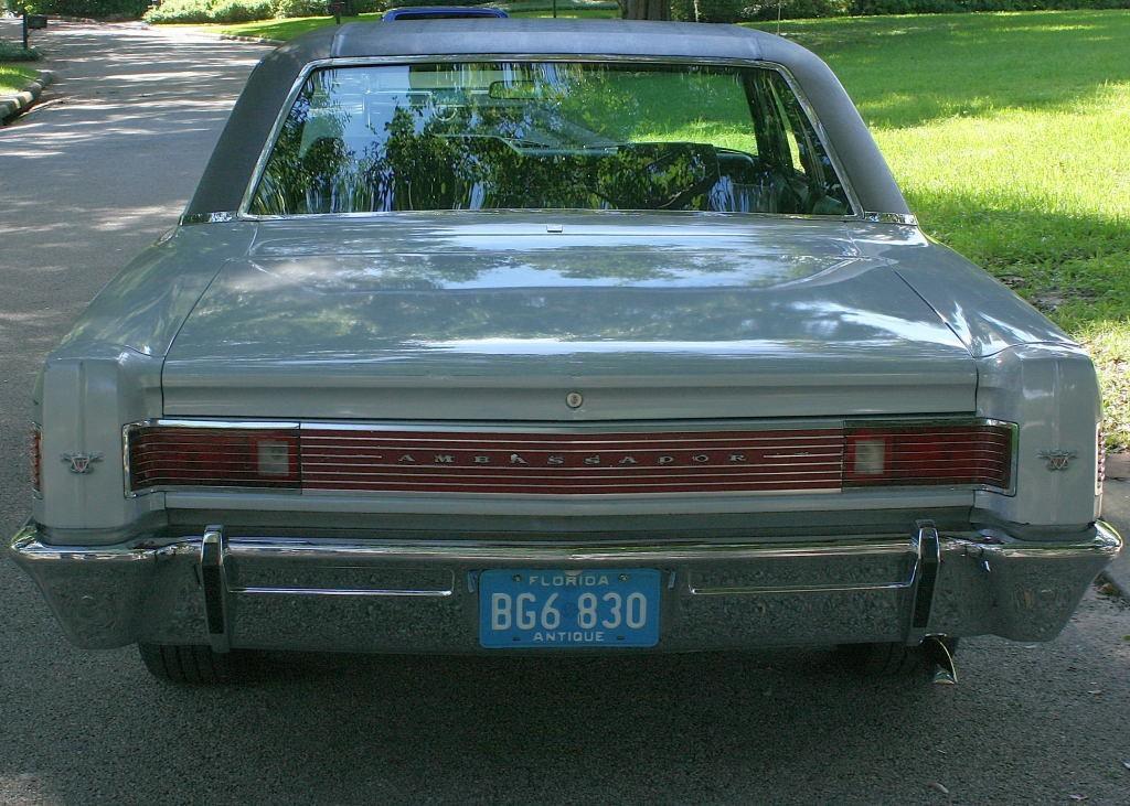 1969 AMC Ambassador SST