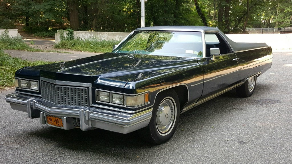 1975 Cadillac Pickup For Sale