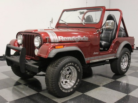 1980 Jeep CJ 5 for sale