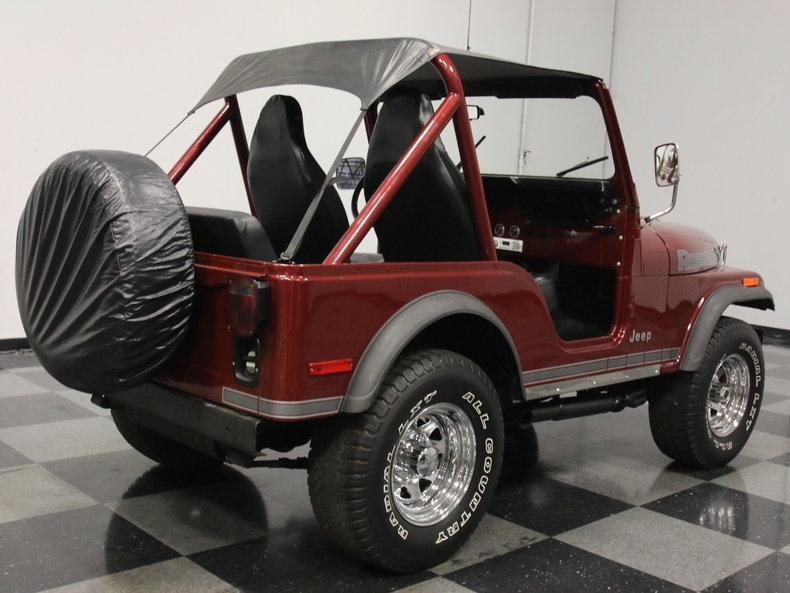 1980 Jeep CJ 5