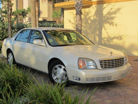 2001 Cadillac DeVille for sale