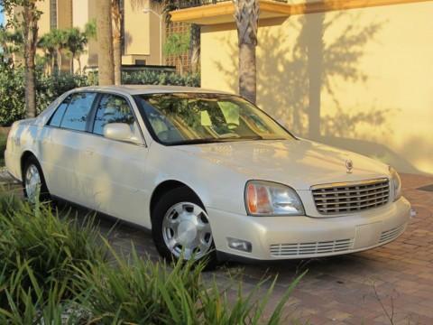 2001 Cadillac DeVille for sale