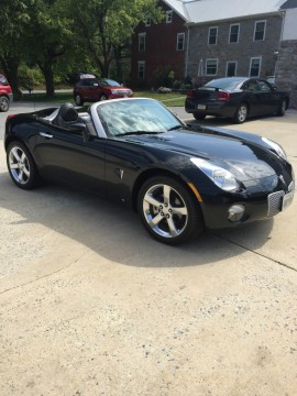 2007 Pontiac Solstice for sale