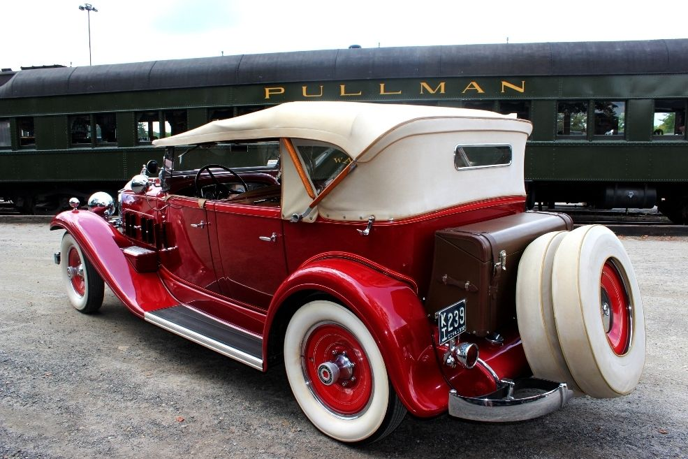 1932 Packard Eight