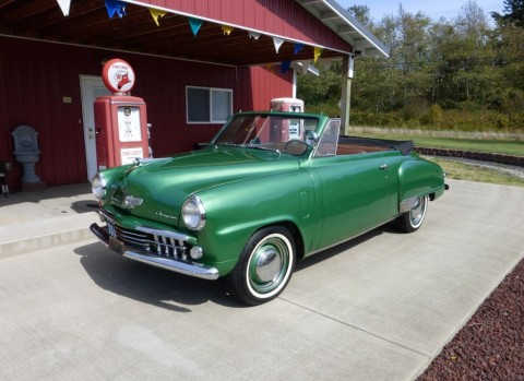 1948 Studebaker Champion Convertible for sale