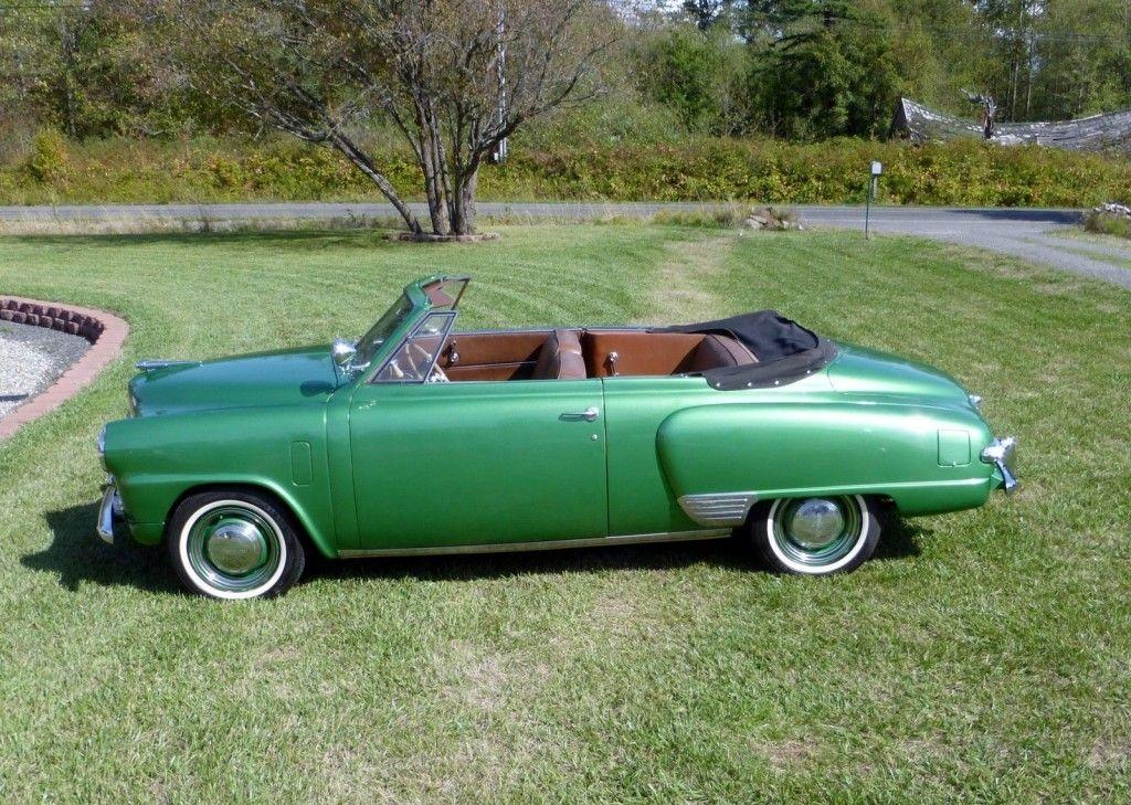 1948 Studebaker Champion Convertible for sale