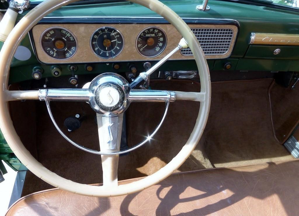 1948 Studebaker Champion Convertible