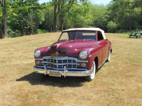 1949 Dodge Wayfarer Convertible for sale