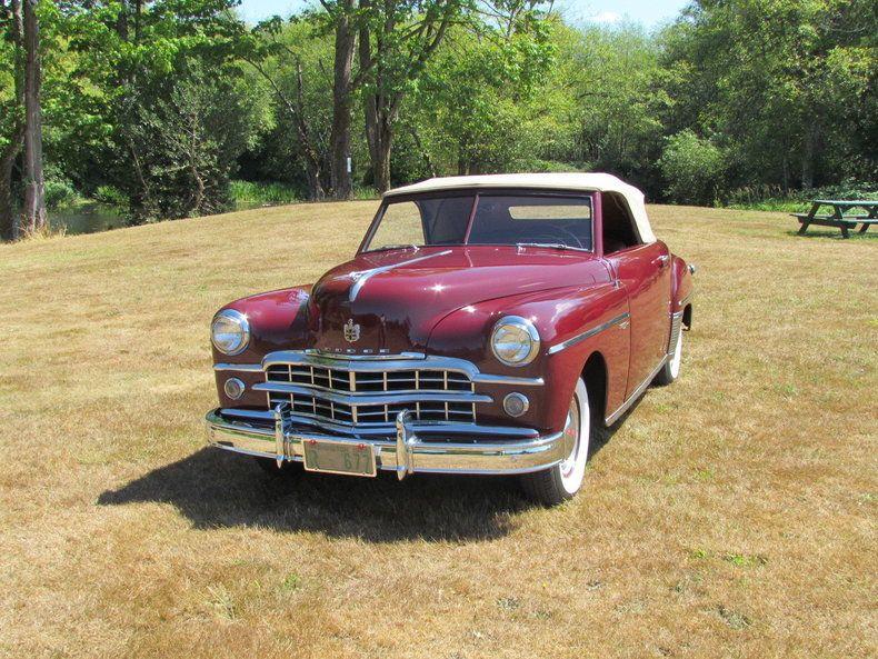 1949 Dodge Wayfarer Convertible for sale