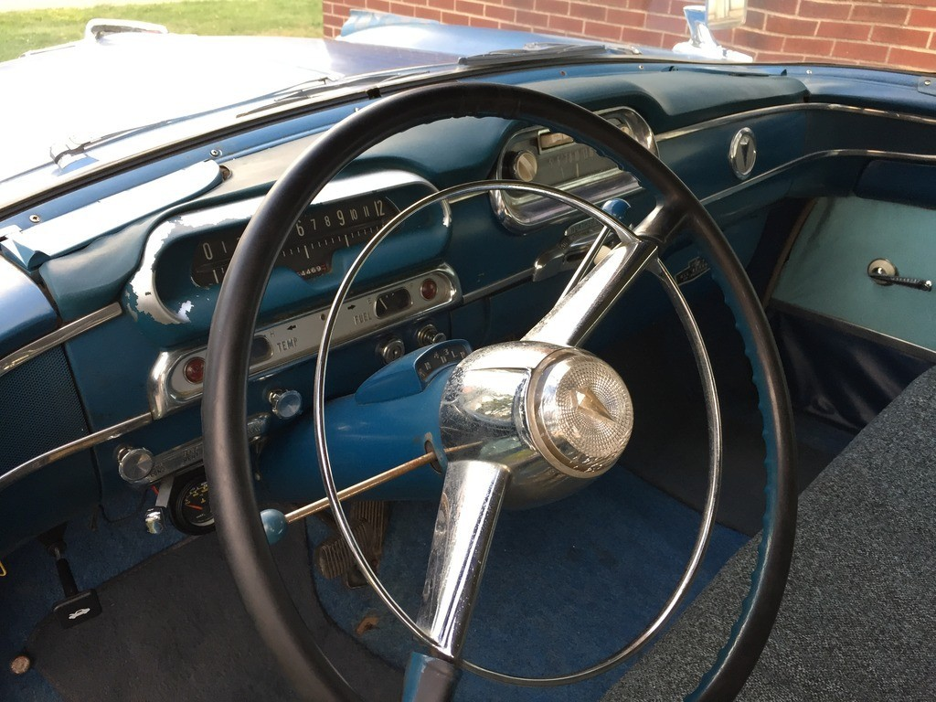 1956 Hudson Hornet