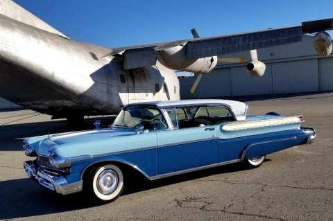 1957 Mercury Turnpike Convertible for sale