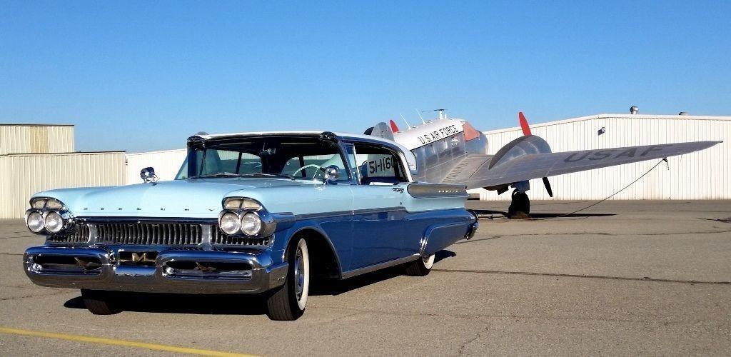 1957 Mercury Turnpike Convertible