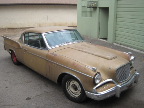 1957 Studebaker Golden Hawk for sale