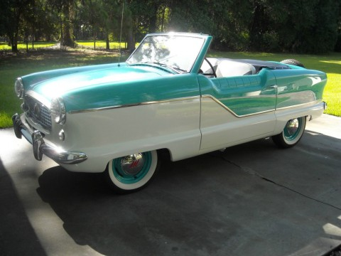 1959 Nash Metropolitan Convertible for sale