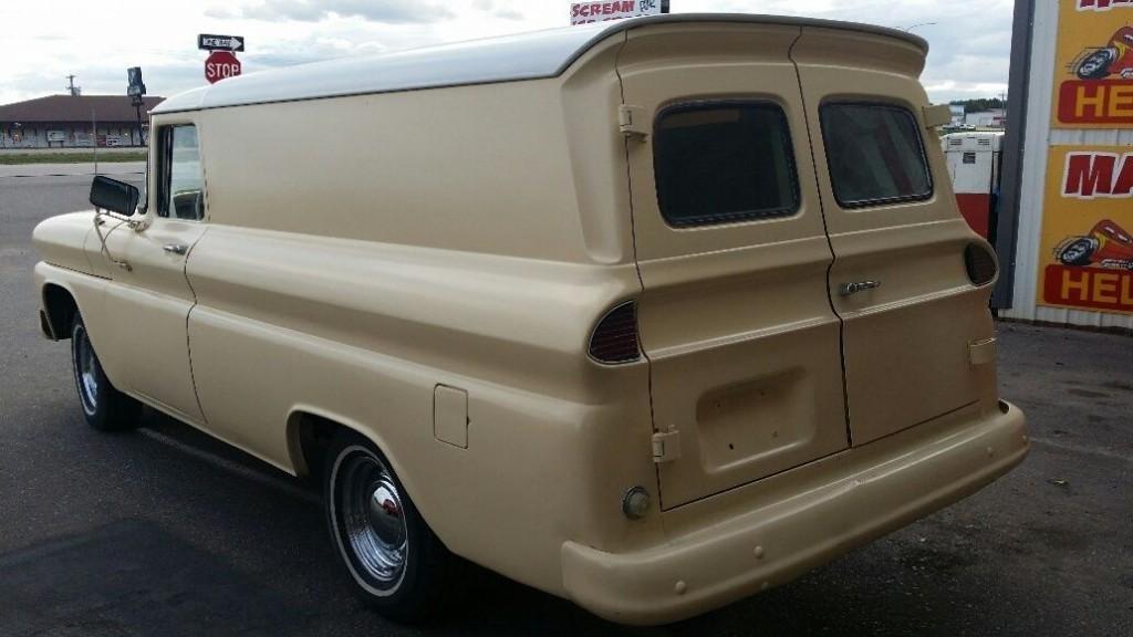 1961 Chevrolet Panel