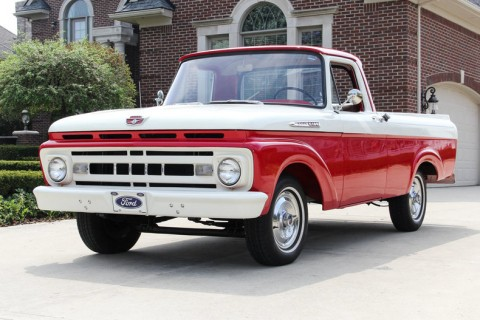 1961 Ford F-100 for sale