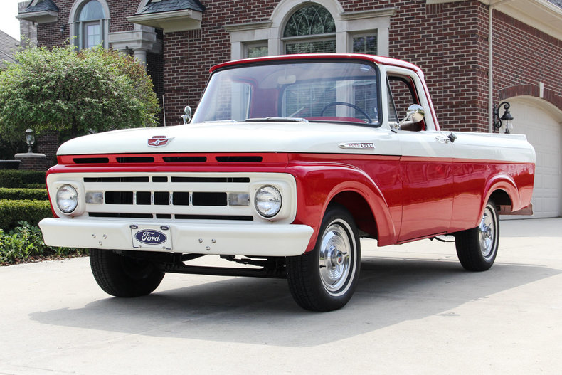 1961 ford f 100 for sale. Black Bedroom Furniture Sets. Home Design Ideas