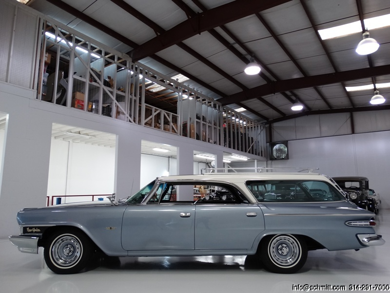 1962 Chrysler New Yorker Town & Country