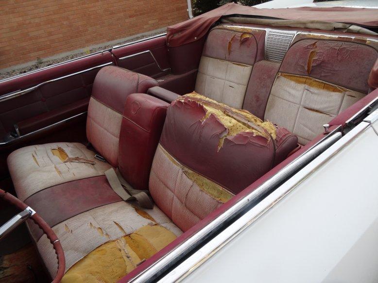 1963 Cadillac DeVille Convertible