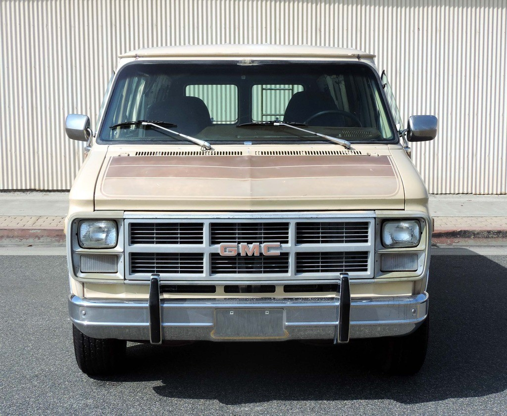 American Auto Sales: 1983 GMC Vandura For Sale
