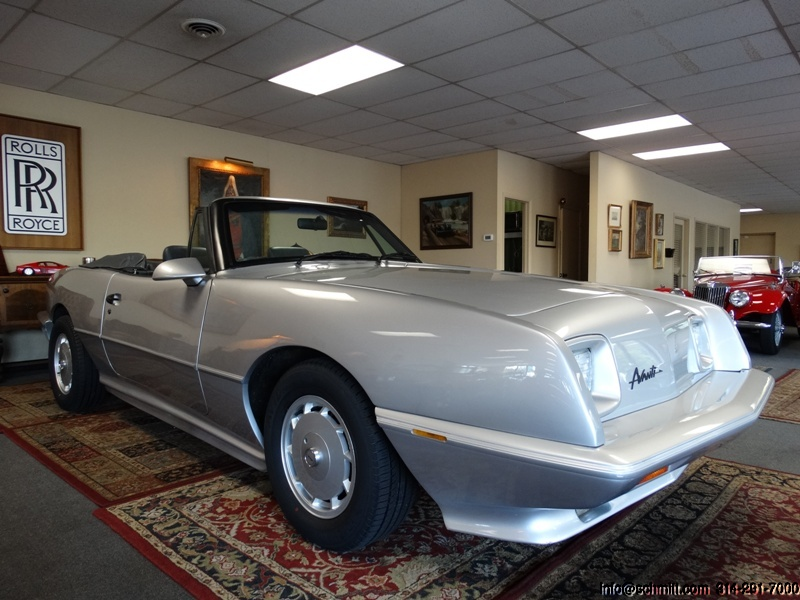 1989 Studebaker Avanti Sport Convertible For Sale