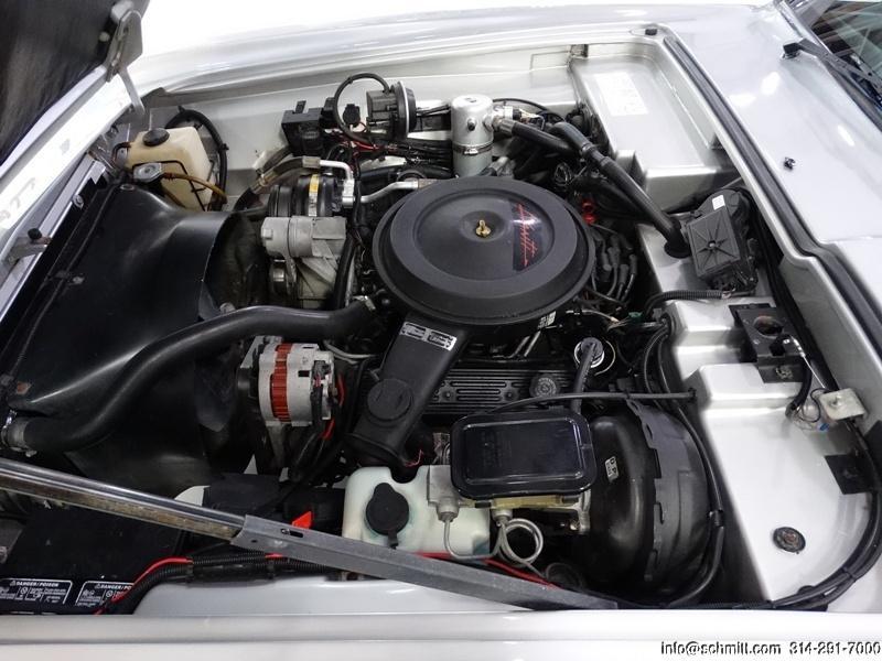 1989 Studebaker Avanti Sport Convertible