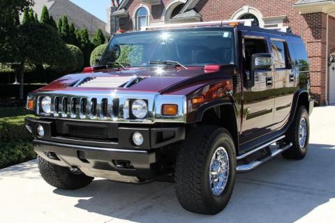 2007 Hummer H2 for sale