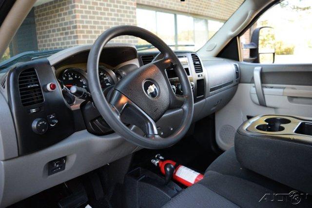 2010 Chevrolet Silverado 3500