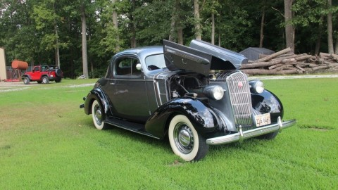 1936 Buick Coupe for sale