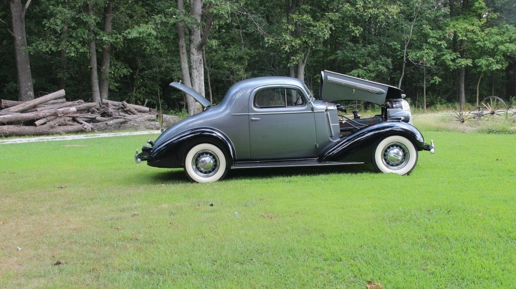 1936 Buick Coupe