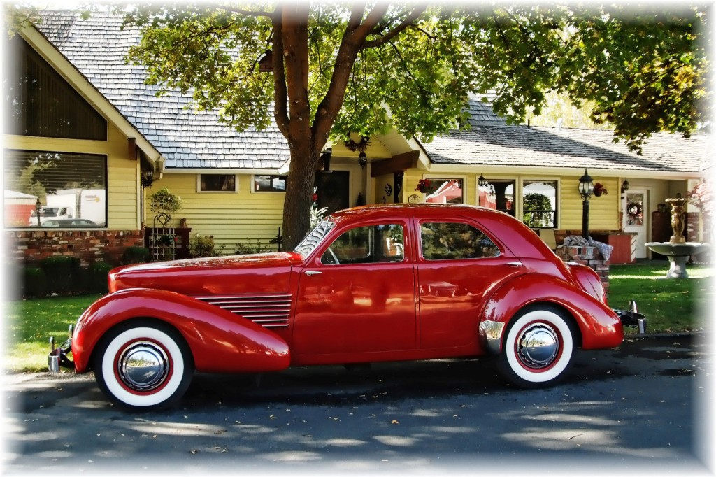 1937 Cord Beverly For Sale